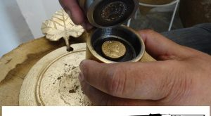 Coin Counterfeiting Methods