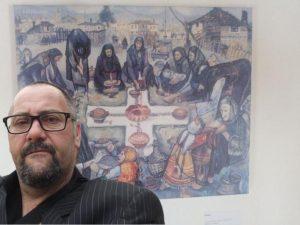 Art expert Stefan Proynov: How to make a false picture?