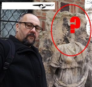 Why do most statues go off without heads?
