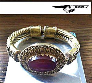 Massive Byzantine bracelet