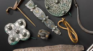 The richest collection of rare Viking artifacts ever found in Britain and Ireland, The Galloway Hoard, will be on display for the first time at the National Museums of Scotland.
