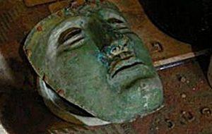Fake Bronze Mask