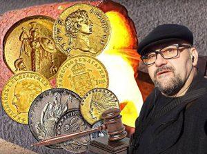 Stefan Proynov: Numismatics is an endless tale