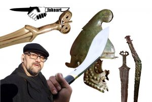 Stefan Proynov: PEACE among the Thracians rested on the tip of the blade