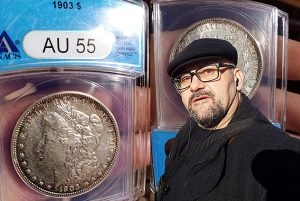 Stefan Proynov: Do you know why this coin is unique?